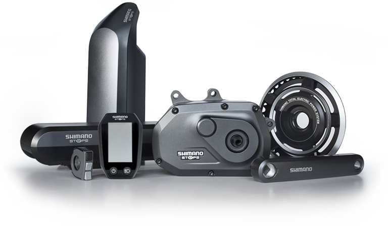 Shimano-STEPS-The-system